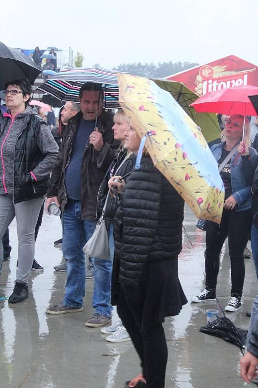 Svatováclavské slavnosti na Výstavišti Kroměříž.