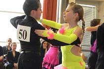 V kroměřížském Domě kultury se v neděli 29. ledna 2012 uskutečnila taneční soutěž O cukrovou číši 2012.