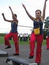 V Třeběticích slavili v sobotu 5. září 2009 devadesáté výročí založení Sokola. Jako hosta si pozvali také několikanásobného držitele světových rekordů v žonglování s míčkem Bursase Charalambose