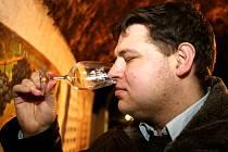 Žehnání  Arcibiskupského  Zámeckého vína v Kroměříži.