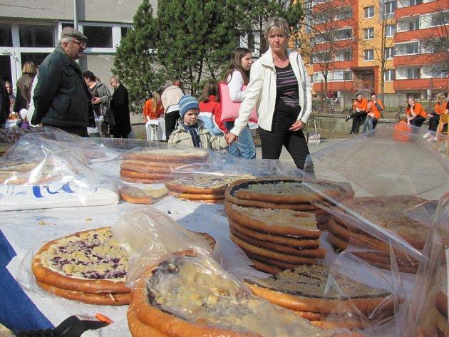 Jarní den řemesel se v sobotu 24. března konal na 3. Základní škole v Holešově.