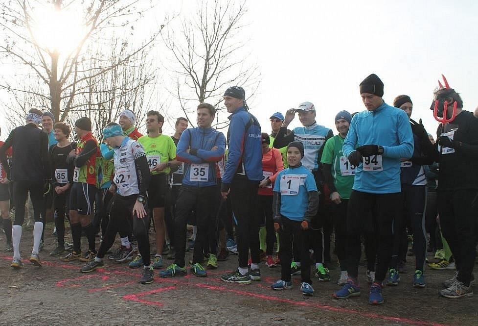 Čertovský běh v Kroměříži