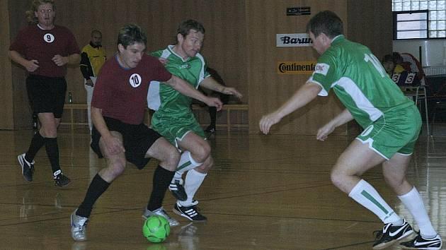 Hráči Victorie Kroměříž prohráli všechna tři utkání.