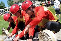 5. ročník soutěže v požárním útoku O pohár obce Karolín se konal v sobotu 5. června 2010. Souboj sborů dobrovolných hasičů byl opět zařazen do seriálu soutěží Podhostýnské hasičské ligy.