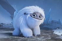 Sněžný kluk.