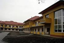 Nová budova pro postižené