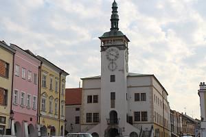 Radnice v Kroměříži. Ilustrační foto