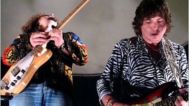 Slovenští rockeři.