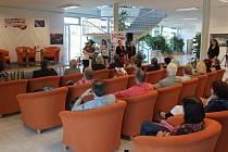 Lotyšské dny začaly v pondělí 12. května na kroměřížském Domě kultury: projekt má představit další ze zemí, které v daném období předsedají Radě EU.