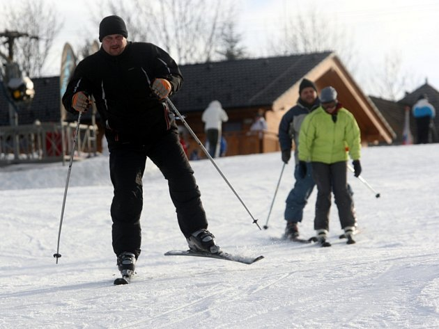 Ski areál Troják