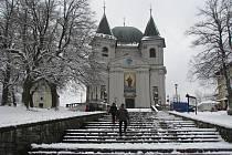Na Svatém Hostýně se v neděli 20. března 2011 konalo slavnostní otevření opravené bazilky. Mši při této příležitosti vedl olomoucký arcibiskup Jan Graubner.
