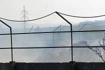 Rozsáhlý požár stohu slámy, který vypukl 6. března po poledni ve Zbororvicích, zaměstnal hasiče i následující den. Místo vyhořívání kontrolovaly jednotky dobrovolných hasičů, kteří byli na místě více než čtyřiadvacet hodin.
