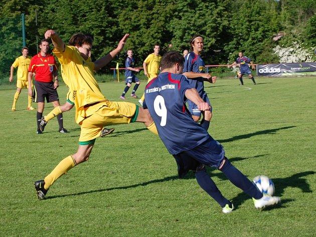 Fotbal Morkovice: Ilustrační foto