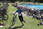 Morkovské chlap - triatlon v Morkovicích-Slížanech