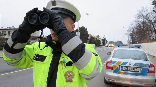 Dopravní policisté kontrolovali v pondělí 7.12. řidiče na Kroměřížsku.