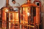 Kroměřížský minipivovar Černý Orel nabídne na Zelený čtvrtek zájemcům už tradičně zelenou várku piva.