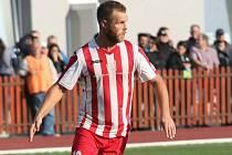 Zkušený fotbalista Roman Číhal táhne Spartak Hulín na hřišti i v kabině