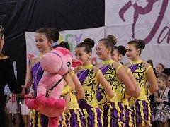 Dívky z oddílu mažoretek Lexy Kroměříž o prvním únorovém víkendu na nepostupové pohárové soutěži Daisy Cup v Ostravě vybojovaly 3. místo v kategorii miniformace junior B.