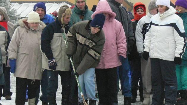 Ve čtvrtek 29. ledna se konaly na sv. Hostýně v katastru obce Chvalčov 16. Zimní sportovní hry Osob se zdravotním postižením a Senirů sociálních služeb města Kroměříže. Zhruba stovka postižených sportovců soupeřila v šesti olympijských disciplínách.