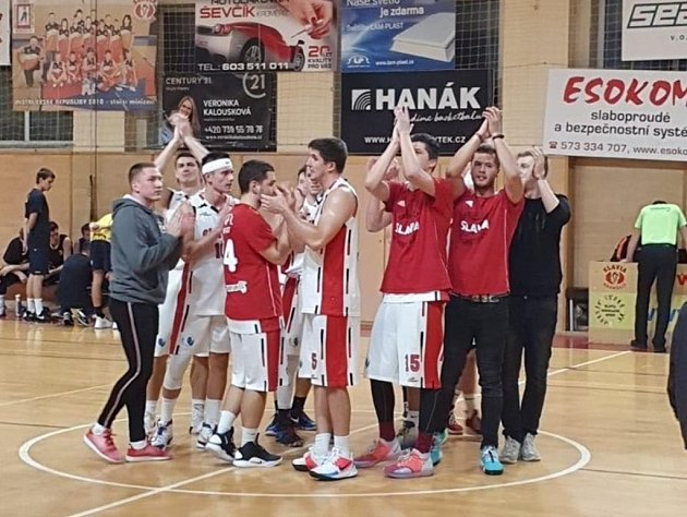 basketbalisté Kroměříže