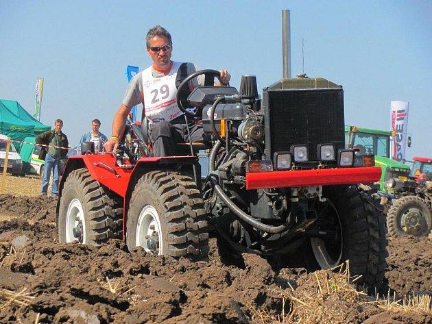 V sobotu 24. září 2011 se v Kroměříži, konkrétně na pozemcích Agrodružstva Postoupky, konalo Mistrovství České republiky v orbě. Mimo hlavní soutěž v orbě traktory a koňskými spřeženími, proběhla také soutěž v orbě malou, domácí mechanizací.