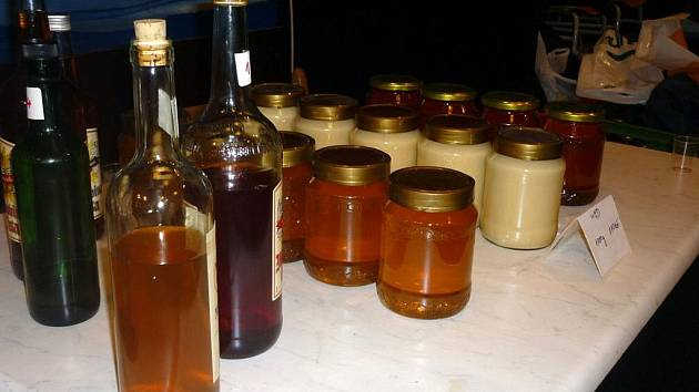 Nespočet druhů medu, medové perníčky, ale i propolisové masti – to vše bylo k vidění v rámci Medového dne v Holešově. Pro návštěvníky byla rovněž přichystaná ochutnávka medoviny.