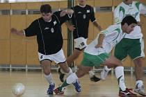Futsalisté Zelených Křídel získali na úvod sezony plný počet šesti bodů.