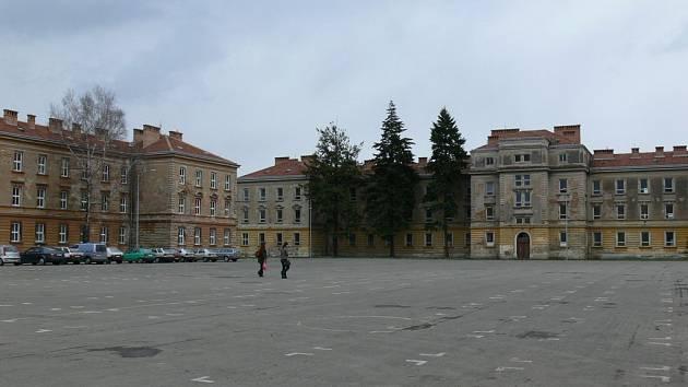 Hanácké náměstí.