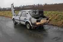 Přímo za jízdy vzplála řidiči v pátek 16. ledna ve zborovické místní čáti Medlov jeho Škoda 105. Oheň museli likvidovat hasiči, škoda činila dva tisíce korun, k žádnému zranění naštěstí nedošlo.