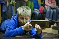 Podhostýnské mistrovství ve střelbě ze vzduchovky Rusava 2019
