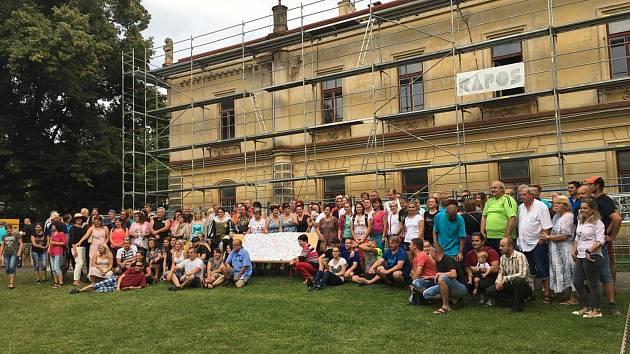 Přílepský zámek získal český rekord v počtu dětí narozených na zámku.