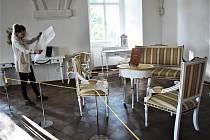 Historický nábytek, design a Baťův odkaz.