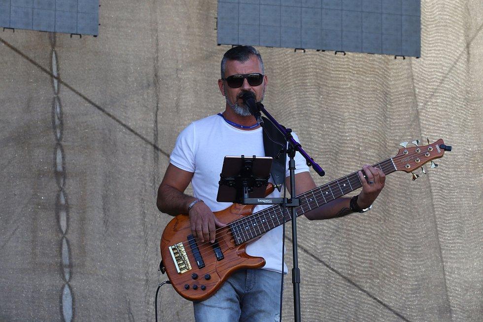 Festival Holešovská regata  2019. Event Jazzl