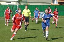 Fotbalistky Holešova