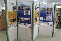 Výstava instalovaná v prostorách oddělení pro dospělé Knihovny Kroměřížska je první předzvěstí oslav letošního dvojitého výročí kroměřížského archivu.