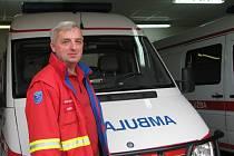Miloš Janoušek pracuje jako vedoucí lékař na pozici primáře u Zdravotnické záchranné služby Kroměříž