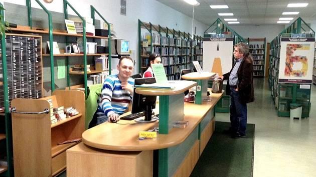 Knihovna Kroměřížska se zapojila do celostátní akce Týden knihoven. Mimo jiné připravují i burzu knih.