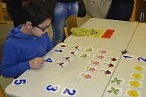Vedení 3. základní školy v Holešově uspořádalo třetí lednový týden pro zájemce takzvaný Zápis nanečisto: děti si při něm leccos vyzkoušely a připravily se tak na opravdový zápis.