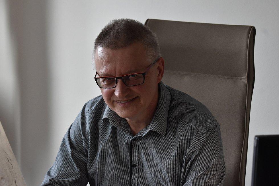Starosta Morkovic Pavel Horák