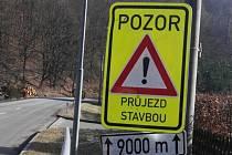 Cesta do Hostýnských vrchů bude po dvou letech opět sjízdná bez komplikací.