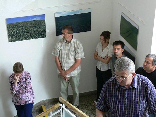 Fotografická výstava.