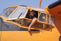 Pilot Miroslav Rakušan