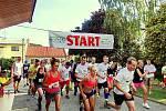 Slavkovský poutní běh ve Slavkově pod Hostýnem 2021