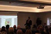 Poslední ze čtyř debat o nové krajské nemocnici se uskutečnila v Kroměříži.