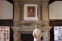 V Městské knihovně v Holešově připravili výstavu o tamním děkanovi Františku Alexovi.