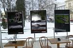 Hned čtyři autoři vystavují své fotografie v kavárně Scéna v Kroměříži. Expozice zachycuje krajinu Irska.