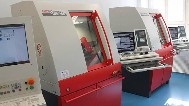Centrum odborné přípravy technické otevřelo moderní strojírenské centrum za více než deset milionů korun.