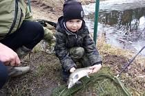 V Hulíně zahájí činnost nový kroužek pro mladé rybáře.