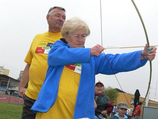 V Chropyni se ve čtvrtek 15. září 2011 konal druhý ročník Her seniorů Mikroregionu Jižní Haná.