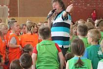 V Holešově skončil projekt Děti v pohybu
